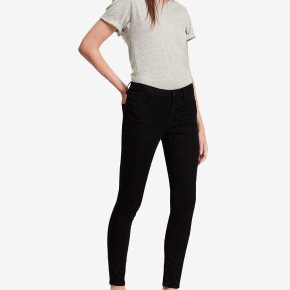 Calvin Klein Denim - CALVIN KLEIN SKINNY BLACK JEANS JEGGINGS SIZE 6